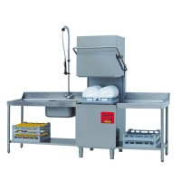 Unterkategorie - Durchschub/ Haubenspülmaschinen