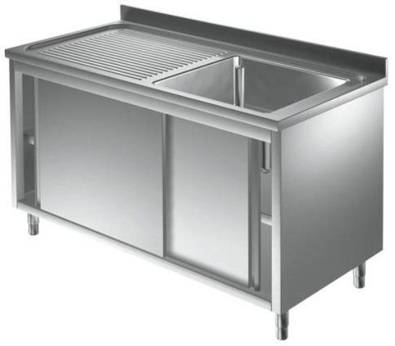 Unterkategorie - Spülschrank 1 Becken - 0,7 m