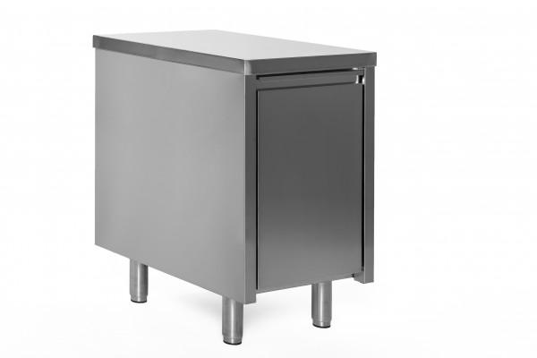 Abfallbehälterschrank 1 Schubl. - 0,5 x 0,6 m