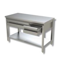 Unterkategorie - Arbeitstisch 0,6 m - Schubladen Grundboden
