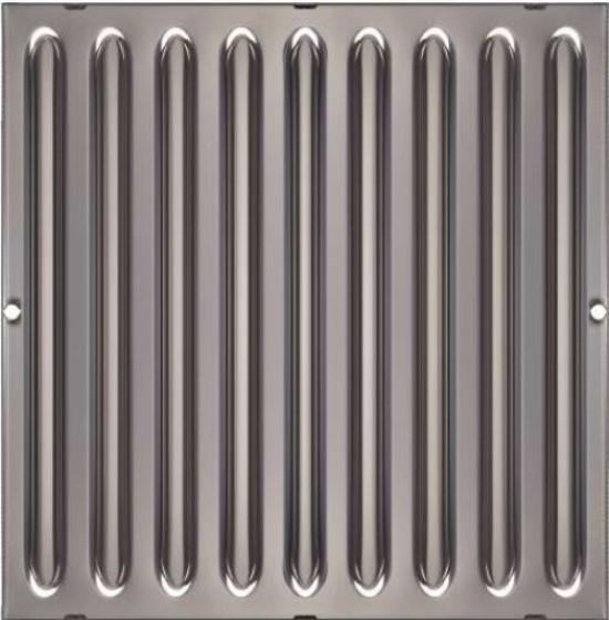 Flammschutzfilter 30 x 50 cm Typ B