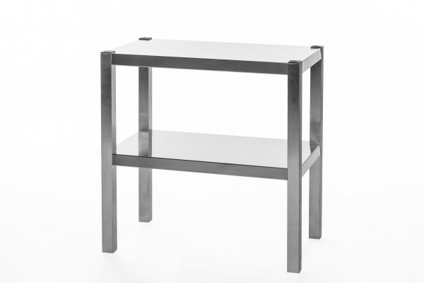 Aufsatzbord doppelt - 1,0 x 0,4 m