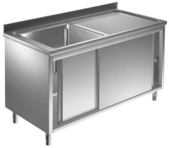 Unterkategorie - Spülschrank 1 Becken - 0,6 m