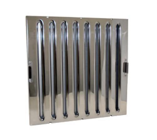Flammschutzfilter 40 x 40 cm Typ B